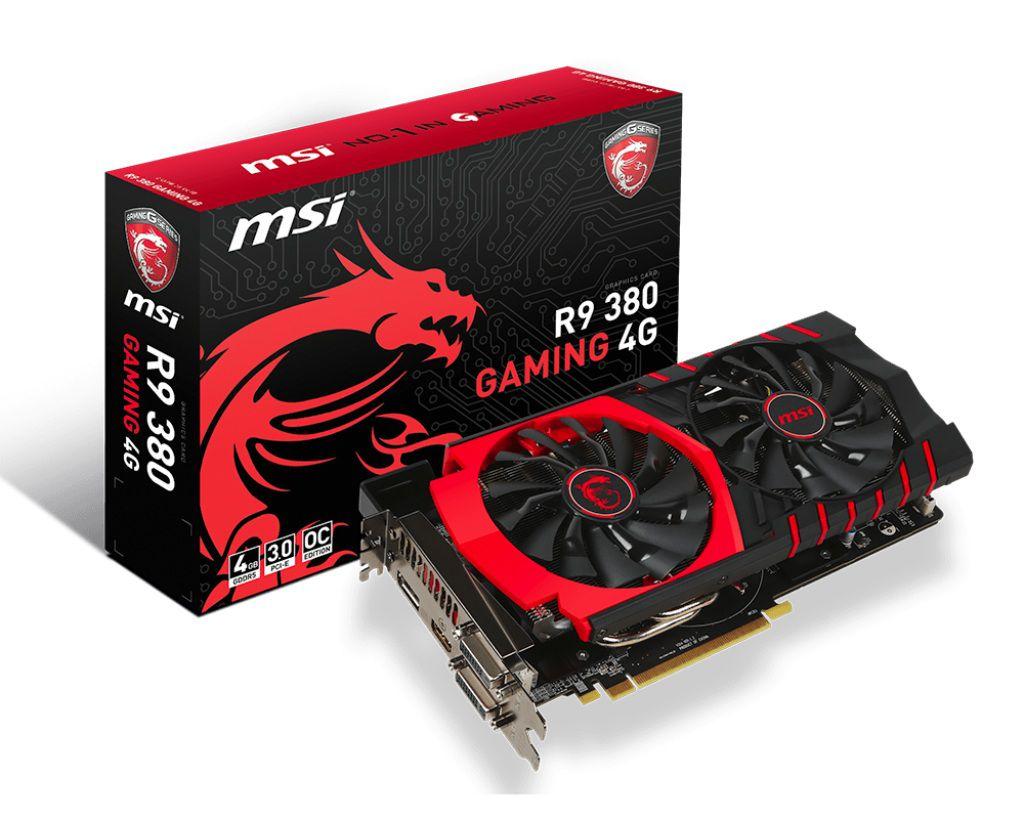 MSI Radeon R9 380