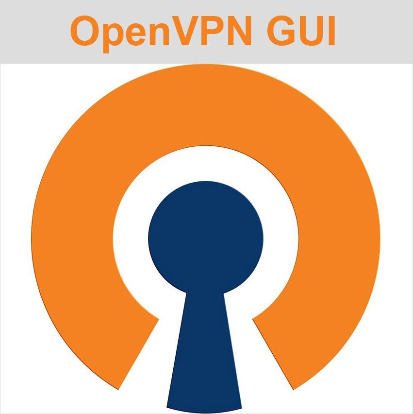 OpenVPN GUI клинетская программа для подключения VPN