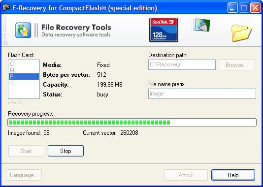 F-Recovery-for-Compact-Flash
