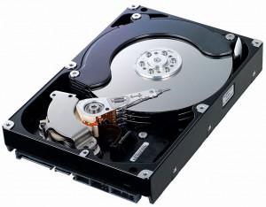 Жесткий диск компьютера HDD