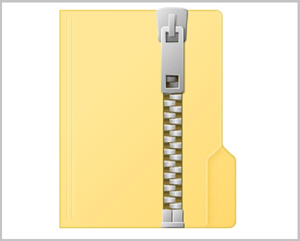 ZIP папка