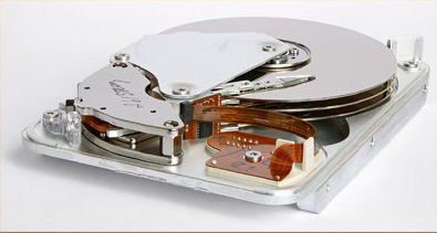Если поврежден жесткий диск