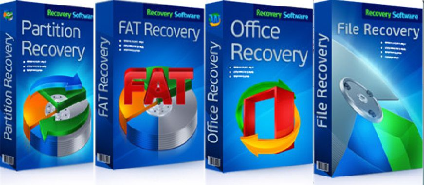 Recovery-software